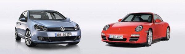 VW et Porsche veulent fusionner