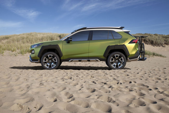 Los Angeles : Toyota Adventure Concept
