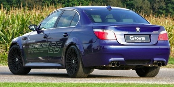 BMW M5 Hurricane GS de G-Power