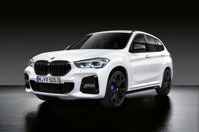 Le catalogue BMW M Performance Parts s'étoffe