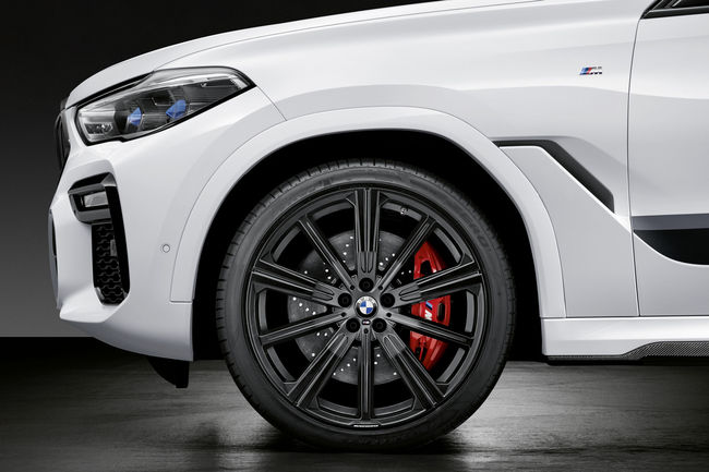 Nouvelle gamme BMW M Performance Parts