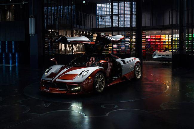 Garage Italia fait escale à Gstaad