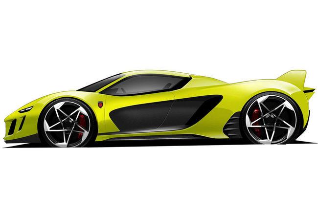 Nouveaux teasers pour la première Supercar de Gemballa
