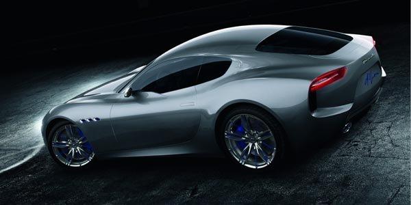 Genève 2014 : concept Maserati Alfieri