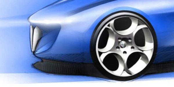 Trois concepts Alfa Romeo à Genève