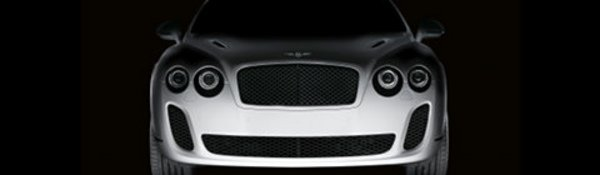 Une Bentley «Extrême» à Genève