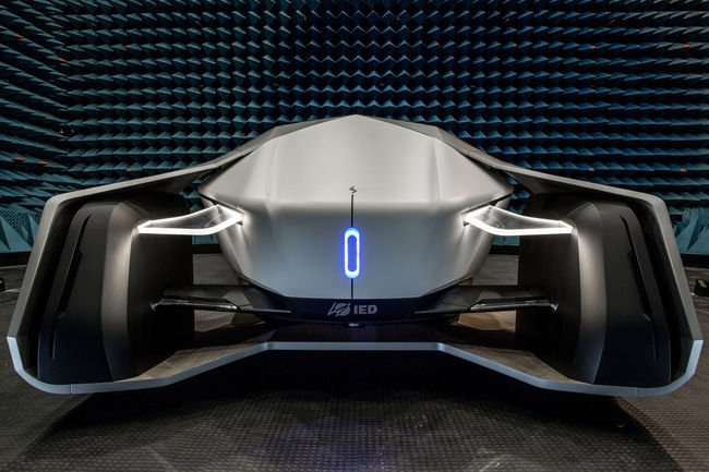 L'étonnant concept Shiwa présenté à Genève