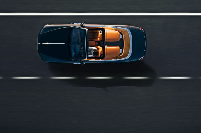 Genève : programme chargé pour Rolls-Royce