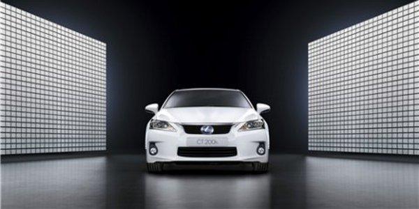 Salon de Genève : Lexus CT 200h