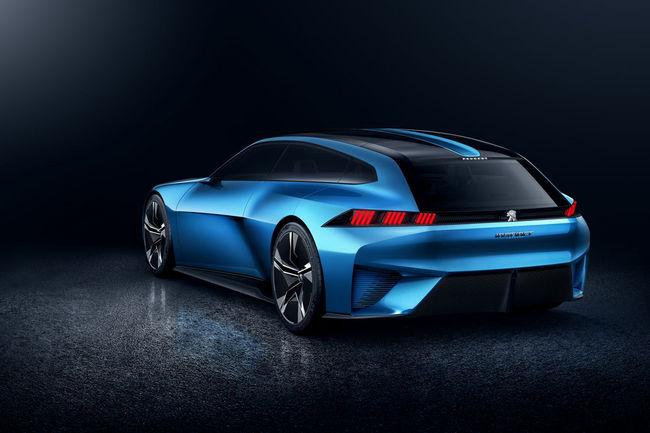 Genève : Peugeot Instinct Concept