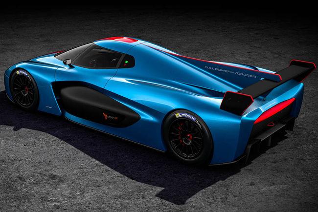 Genève : Pininfarina H2 Speed