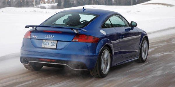 Genève : Audi RS4 Avant et TT-RS Plus ?