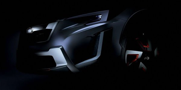 Genève : Subaru XV Concept