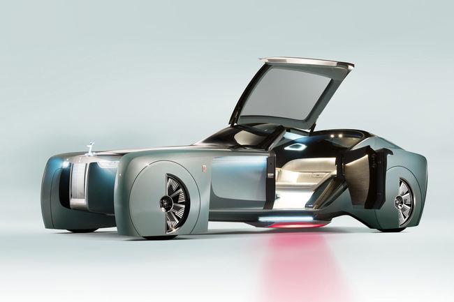 Design : Giles Taylor quitte Rolls-Royce