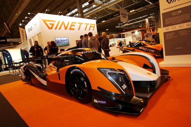 Le prototype LMP1 de Ginetta dévoilé à Birmingham