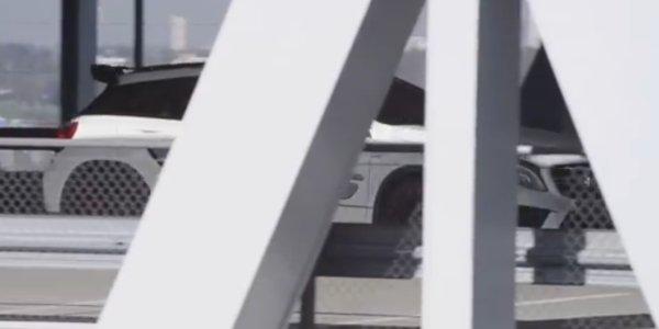 Mercedes GLA 45 AMG : le teaser vidéo
