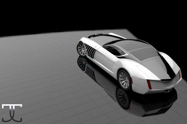 Godsil Motocars Manhattan V16 : en projet