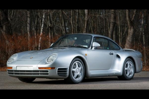 Gooding : festival Porsche à Scottsdale