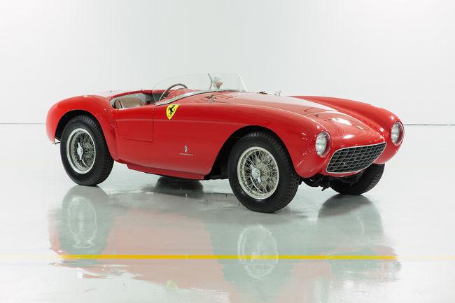 Gooding : les modèles Ferrari en vedette à Scottsdale