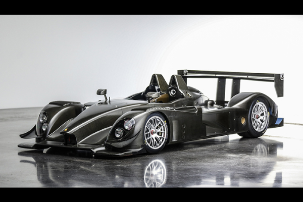 Gooding : plusieurs Porsche Spyder à Monterey