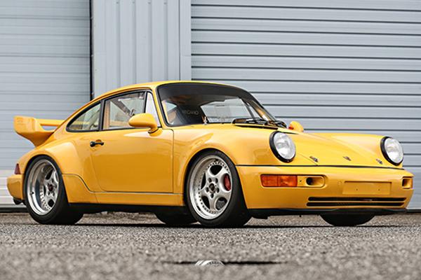 Gooding : Porsche dans la course à Amelia Island