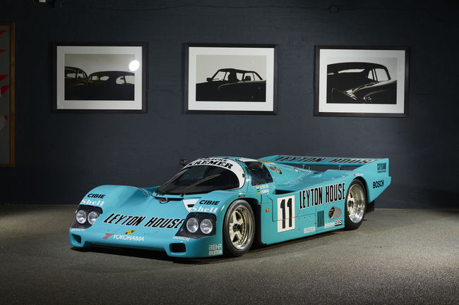 Gooding : trois Porsche de compétition à Amelia Island