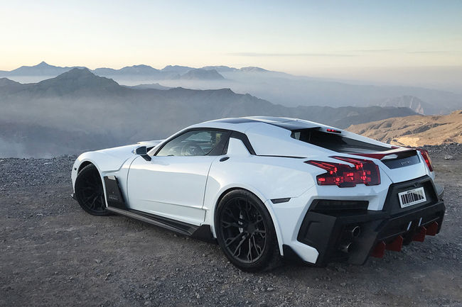 Goodwood : étonnantes Supercars sur le stand Michelin