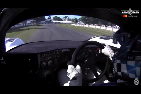 Goodwood : une Jaguar XJR-12D domine le Shootout