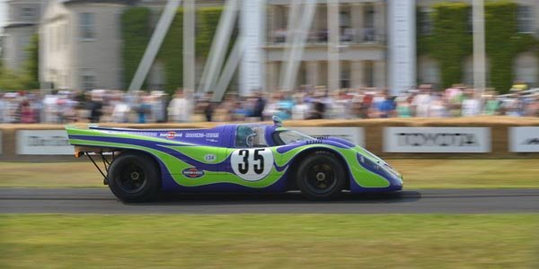 Le programme du FoS de Goodwood 2014