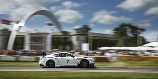 Le Goodwood Festival of Speed en live