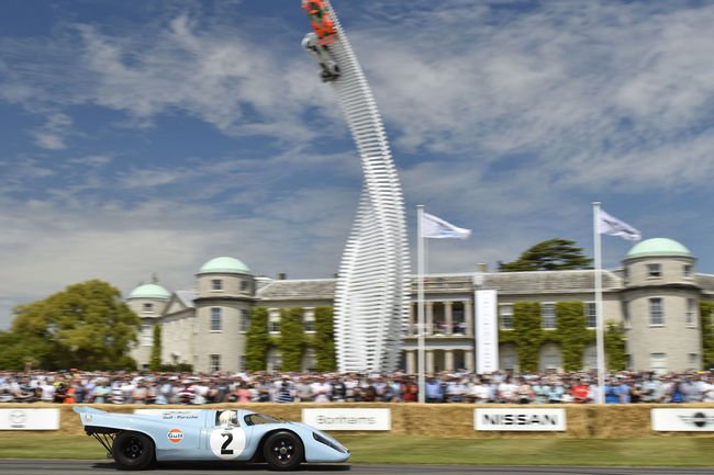 Goodwood Festival of Speed 2016 : le teaser