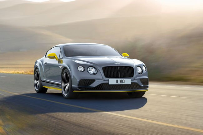 Programme chargé pour Bentley à Goodwood