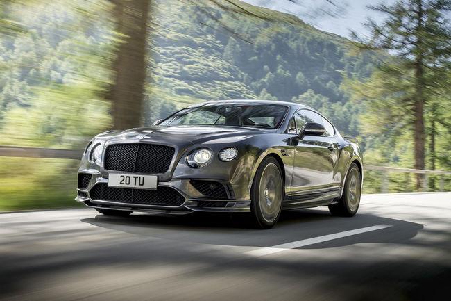 Goodwood : le programme Bentley