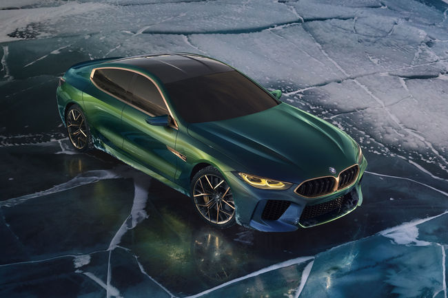 Goodwood : le programme de BMW