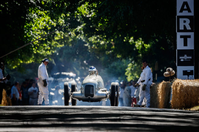 Goodwood FoS : le programme de Mercedes-Benz