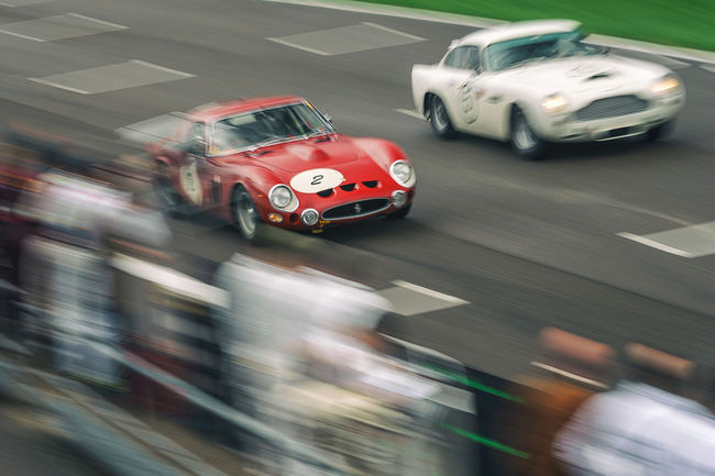 Un plateau de rêve au Goodwood Revival 2018