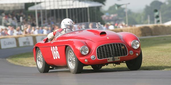 Ferrari à l'honneur au Goodwood Revival