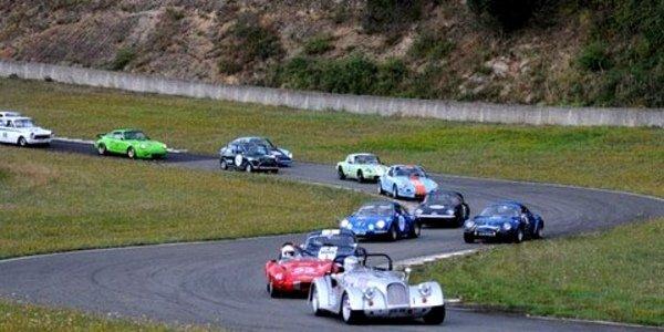 Grand Prix Historique de Charade 2010