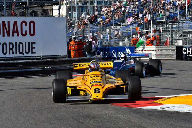 Le GP de Monaco Historique 2018 en vidéos