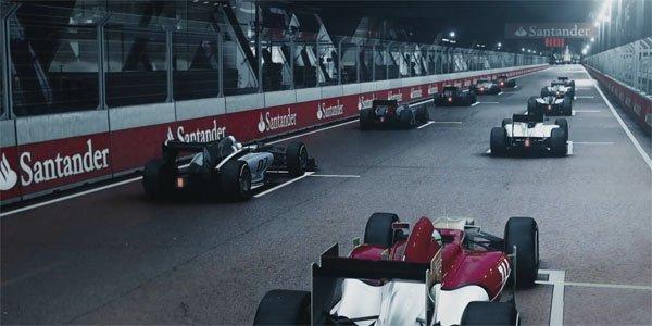 Grand Prix de Londres : comme ca ?