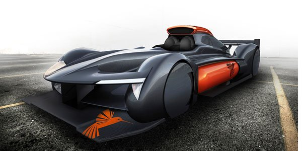 La Green GT H2 sera au Mans 2012