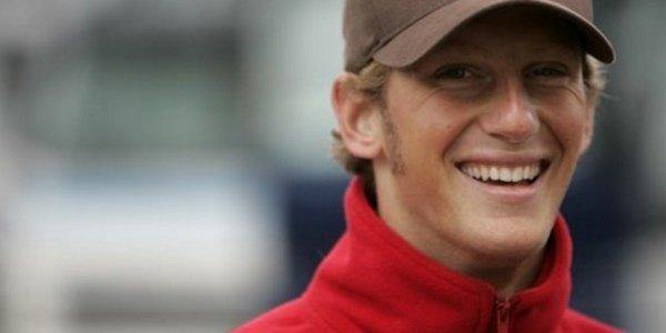 Romain Grosjean aux 24 Heures du Mans