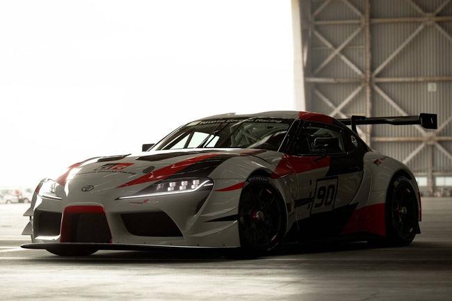 Le Toyota GR Supra Racing Concept arrive dans GT Sport