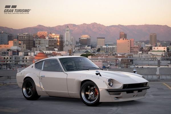 Le plein de nouveautés pour GT Sport