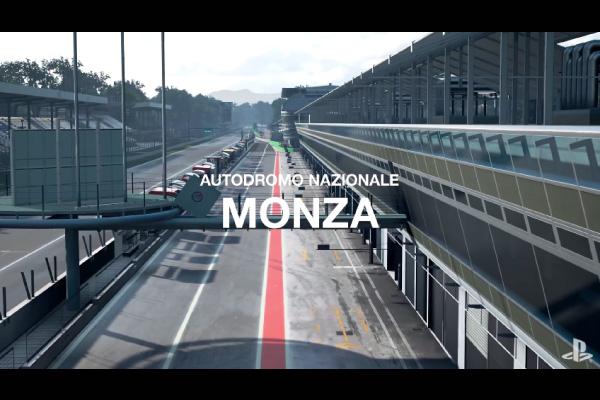 GT Sport : Monza arrive dans le patch 1.11