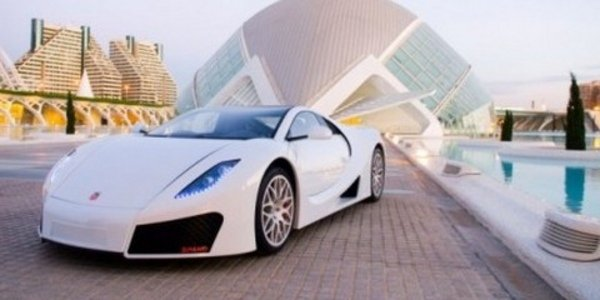 GTA Spano Spyder et R