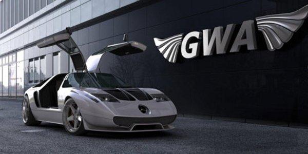 GWA Ciento Once : rétro futuriste