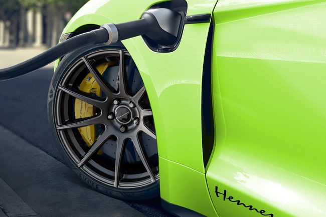Hennessey Performance va s'attaquer à la Porsche Taycan