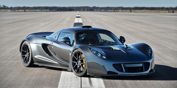 La Hennessey Venom GT est à vendre