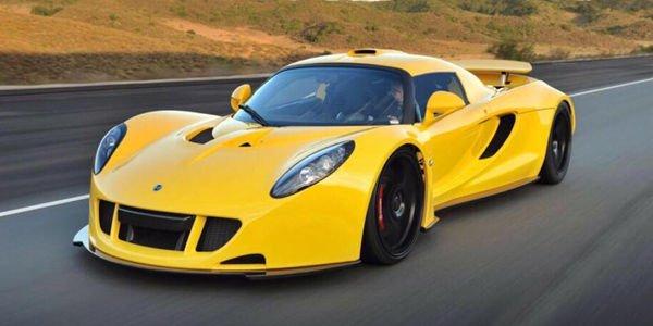 Bientôt une Hennessey Venom GT électrique ?